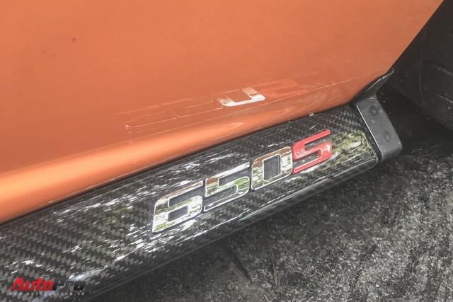 McLaren 650S Spider từng của Minh Nhựa tái xuất trên đường phố Sài Gòn - Ảnh 5.