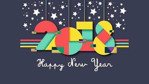 Ảnh đẹp và lời chúc mừng năm mới 2018 hay, ngắn gọn hài hước, ý nghĩa nhất - Ảnh 6.