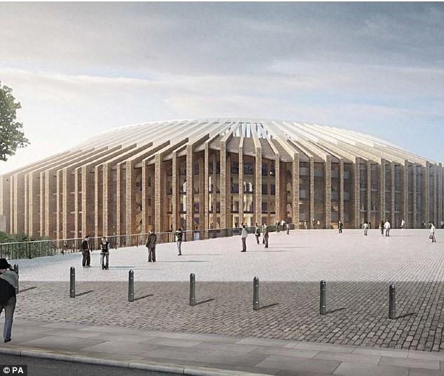 Chelsea chi 500 triệu bảng cải tạo Stamford Bridge - Ảnh 7.