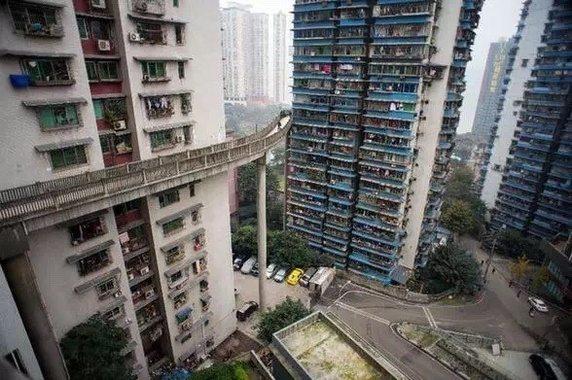 Thành phố thẳng đứng tại Trung Quốc - nơi khách du lịch chỉ đến 1 lần và không bao giờ quay lại - Ảnh 7.