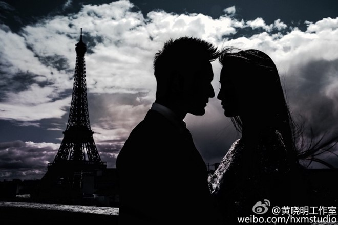 Ảnh cưới bây giờ mới công bố của Angelababy, Huỳnh Hiểu Minh - Ảnh 7.