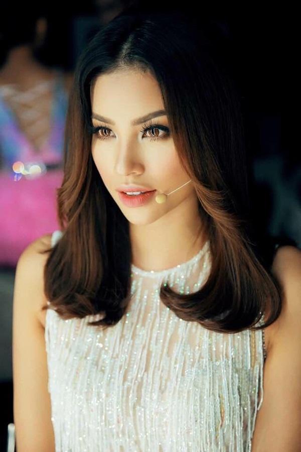 3 hoa hậu Việt sở hữu góc mặt 3/4 đẹp thần thánh - Ảnh 7.
