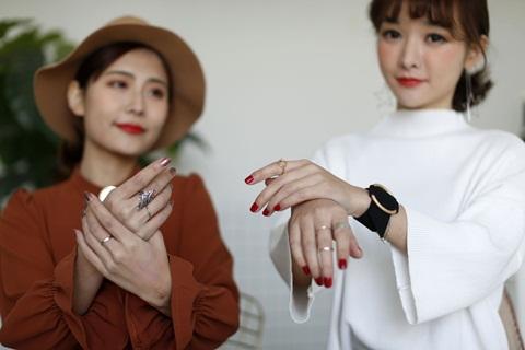 Thu nhập khủng của người mẫu ảnh quảng cáo hàng bán online - Ảnh 7.