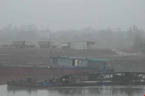 Cận cảnh đoạn sông khiến chủ tịch Bắc Ninh bị de dọa - Ảnh 7.