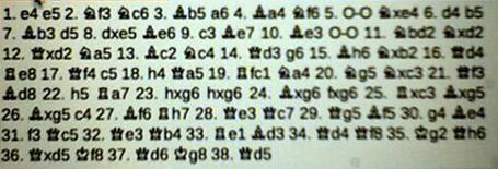 Tìm hiểu về viết mật mã bằng cờ vua - môn thể thao trí óc từng bị cấm vào thời Thế Chiến - Ảnh 7.