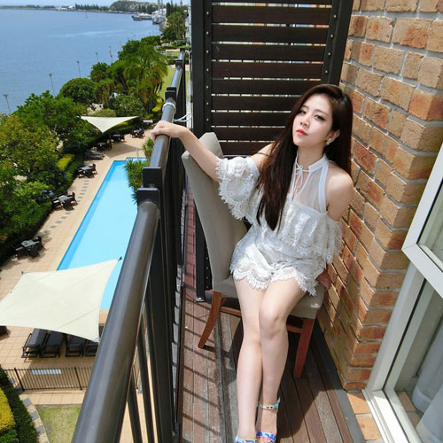 Vẻ đẹp trời phú của những  ái nữ nhà đại gia Việt  - Ảnh 7