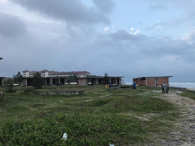 Cận cảnh những dự án ven biển bỏ hoang sẽ bị Đà Nẵng khai tử - Ảnh 7.