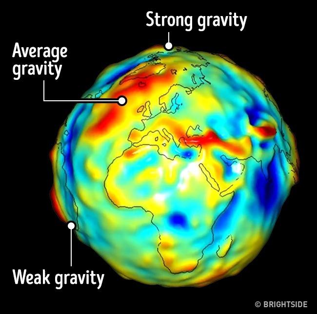 Những bí mật khó tin nhưng có thật về Trái đất - Ảnh 6.
