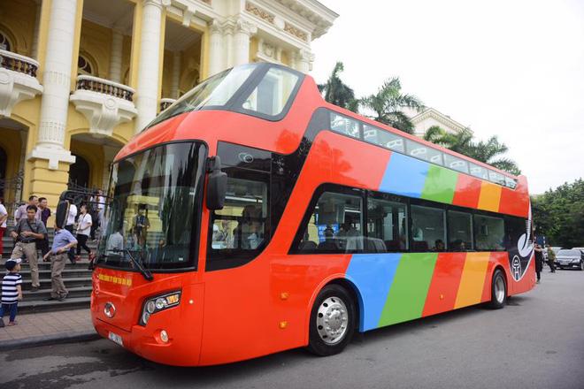 Tìm hiểu về xe bus mui trần - xe bus kiểu mới vừa về Hà Nội để phục vụ nhu cầu ngắm cảnh - Ảnh 6.