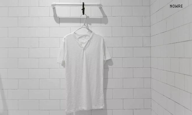 Bắt chước Nhật Bản, Trung Quốc cũng có một shop chỉ bán toàn áo phông trắng sở hữu cái tên kỳ quái: | | - Ảnh 7.