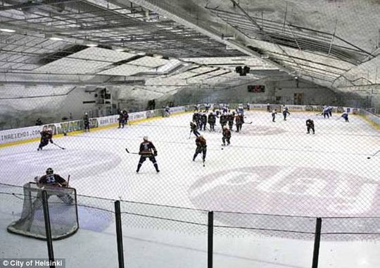 Đề phòng Nga, Phần Lan nâng cấp đường hầm bên dưới thủ đô - ảnh 7
