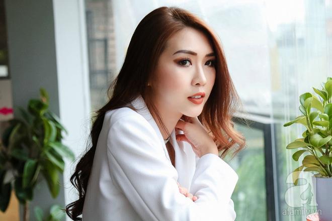 Hoa hậu Tường Linh: Mỗi ngày ngủ được 2 tiếng, nói thí sinh The Face như hot girl kem trộn là thiếu công bằng! - Ảnh 7.