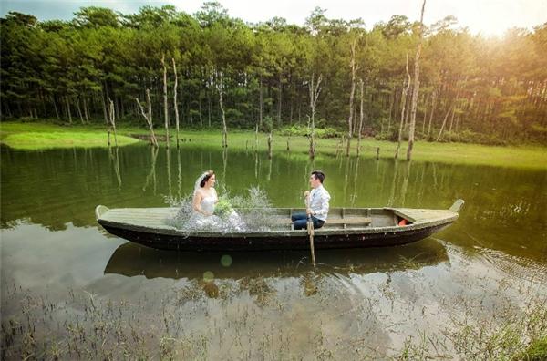 Chồng cũ Phi Thanh Vân khoe tiệc cưới 2 tỷ đồng khi lấy vợ lần 3 - Ảnh 7.