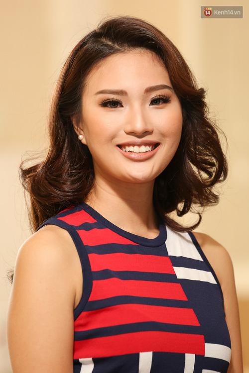 Ngỡ ngàng trước nhan sắc của nhiều thí sinh tham gia Hoa hậu Hoàn vũ miền Nam - Ảnh 7.