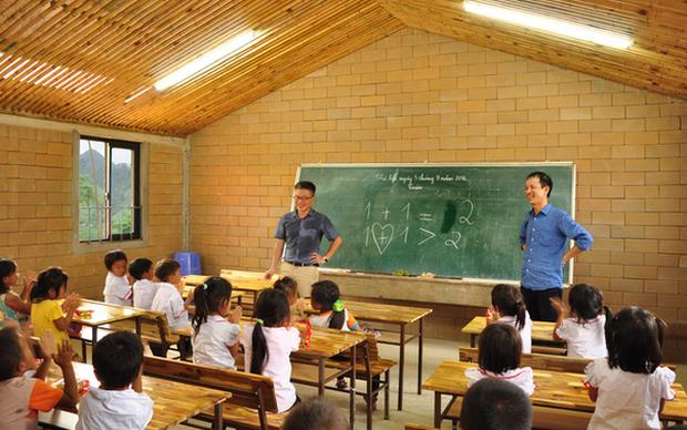 Sự thật sau thông tin bông hoa núi rừng Lũng Luông chỉ có 30 học sinh theo học - Ảnh 7.