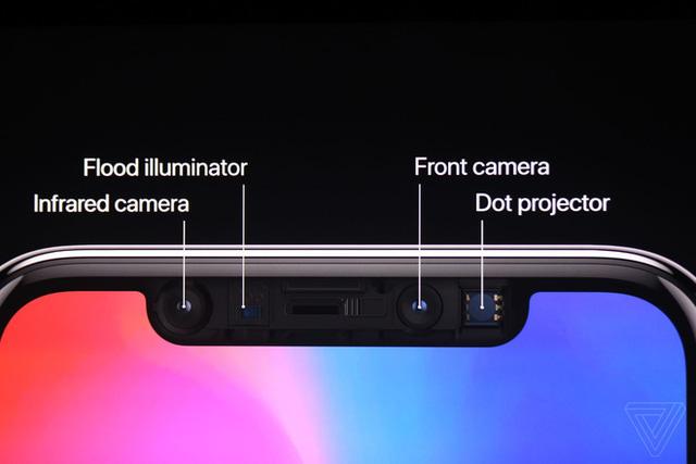 Đây là iPhone X: Giá từ 1000 USD, thiết kế toàn màn hình, loại bỏ nút Home và Touch ID, nhận diện khuôn mặt Face ID, màn hình Super Retina Display  - Ảnh 7.