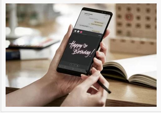 12 điểm chứng minh Galaxy Note8 sẽ đánh bại iPhone X - Ảnh 6.