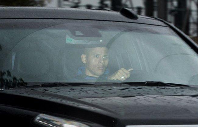 Ibrahimovic tái ngộ Mourinho ở trung tâm Carrington - Ảnh 7.