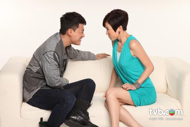 Những cặp tình nhân TVB đẹp mỹ mãn nhưng khán giả chờ dài cổ vẫn chẳng thấy họ đến với nhau - Ảnh 7.