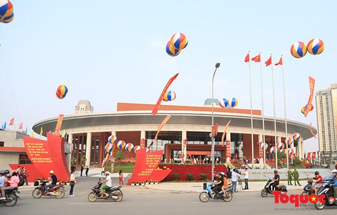 Tổng Bí thư, Chủ tịch Trung Quốc Tập Cận Bình dự lễ khánh thành Cung hữu nghị Việt - Trung - Ảnh 7.