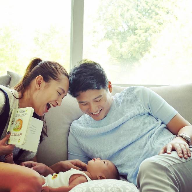 Bài học hôn nhân từ cặp vợ chồng mỗi lần sinh thêm con lại yêu nhau thêm vài bậc - Ảnh 7.