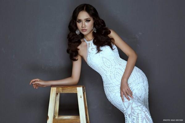 Nhan sắc xinh đẹp của nữ sinh Việt tham gia cuộc thi Hoa khôi các trường Đại Học Thế giới - Ảnh 7.