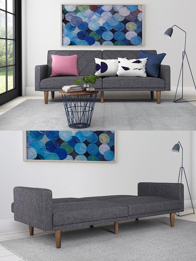 9 mẫu sofa đẹp, dễ ứng dụng cho nhiều phong cách trang trí nhà - Ảnh 7.