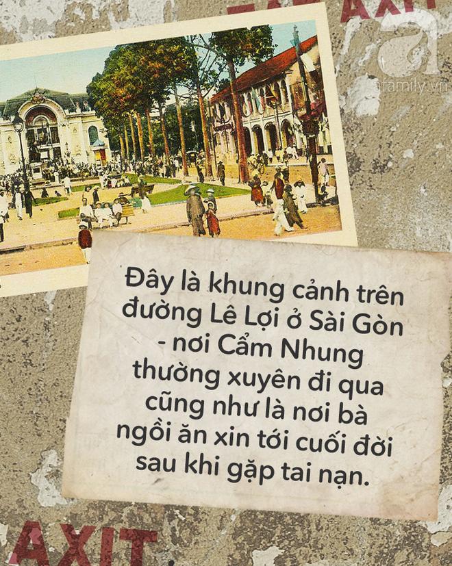 """Vũ nữ Cẩm Nhung: Bi kịch """"bông hồng"""" đất Bắc bị đánh ghen tạt axit đến biến dạng gây rúng động Sài Gòn một thời - Ảnh 7."""