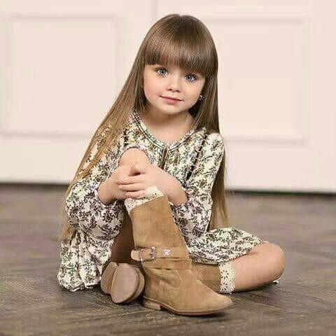 Sự thật đáng buồn phía sau danh xưng Cô bé xinh đẹp nhất thế giới của siêu mẫu nhí người Nga - Ảnh 7.