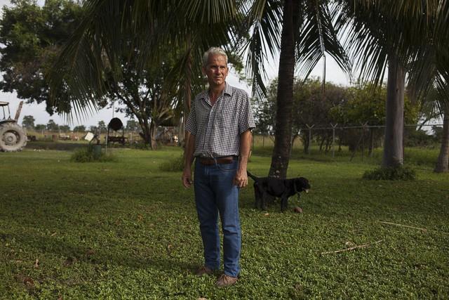 Những cánh đồng hoang hóa tiêu điều vì khủng hoảng kinh tế ở Venezuela  - Ảnh 7.