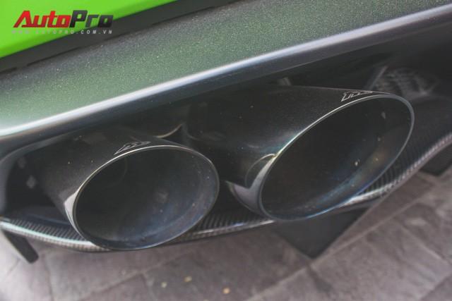 Siêu xe Lamborghini Huracan tái xuất tại Sài Gòn với diện mạo mới - Ảnh 6.