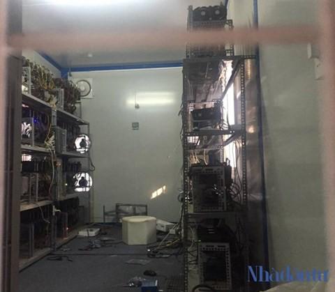 Đột nhập những mỏ đào Bitcoin bí mật giữa Hà Nội - Ảnh 7.