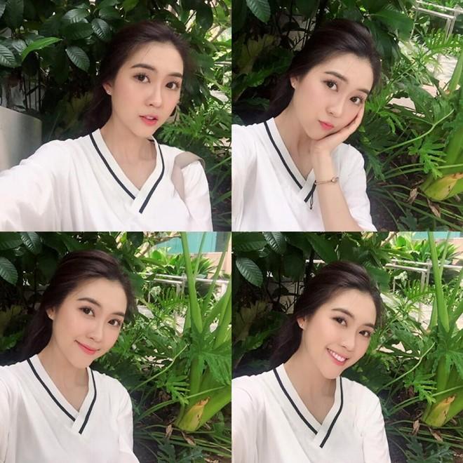 Fan nữ Sông Lam Nghệ An dự thi Hoa hậu Sắc đẹp Châu Á 2017 - Ảnh 8.