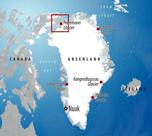 Greenland xuất hiện vết băng nứt bất thường, NASA đứng ngồi không yên - Ảnh 3.