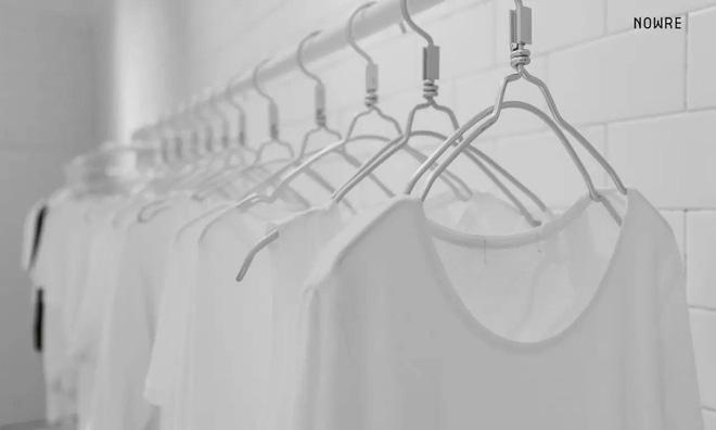Bắt chước Nhật Bản, Trung Quốc cũng có một shop chỉ bán toàn áo phông trắng sở hữu cái tên kỳ quái: | | - Ảnh 8.