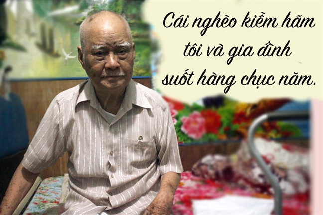Nhạc sĩ Nguyễn Văn Tý: Con tôi nó bỏ tôi đi... - Ảnh 8.