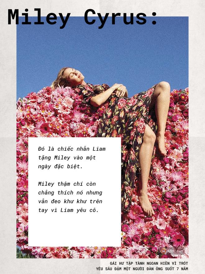 Miley Cyrus: Gái hư chịu trở về hình hài gái ngoan vì trót yêu sâu đậm một người đàn ông suốt 7 năm - Ảnh 8.