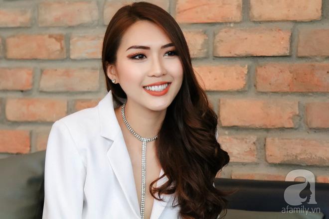 Hoa hậu Tường Linh: Mỗi ngày ngủ được 2 tiếng, nói thí sinh The Face như hot girl kem trộn là thiếu công bằng! - Ảnh 8.