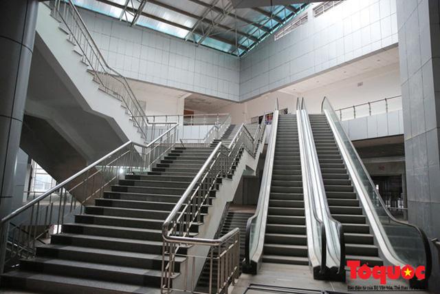 Cận cảnh trung tâm thương mại lớn nhất Lạng Sơn ế khách suốt 9 năm - Ảnh 8.