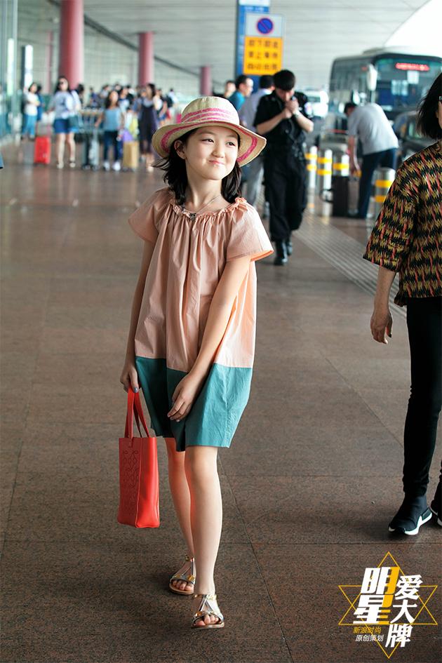 Con gái hở hàm ếch của Vương Phi - Lý Á Bằng giờ như fashionista khiến nhiều người ngưỡng mộ - ảnh 8