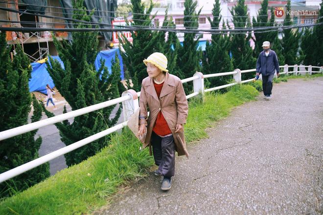 Hồng nhan thời trẻ nhưng về già chẳng chồng con, cụ bà 83 tuổi bầu bạn với thú hoang nơi phố núi Đà Lạt - Ảnh 9.