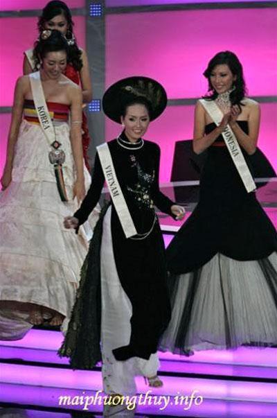 Thi Miss World: Đàn chị 1m8 vẫn trắng tay, Mỹ Linh bé nhỏ liệu có làm nên chuyện? - Ảnh 8.