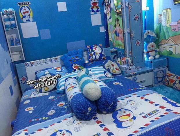 Đây là căn nhà khi hai vợ chồng đều là fan cuồng của mèo ú Doraemon cùng về sống chung! - Ảnh 8.