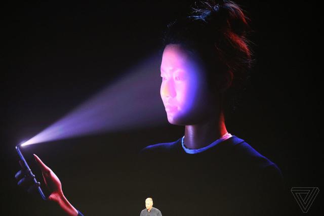 Đây là iPhone X: Giá từ 1000 USD, thiết kế toàn màn hình, loại bỏ nút Home và Touch ID, nhận diện khuôn mặt Face ID, màn hình Super Retina Display  - Ảnh 8.