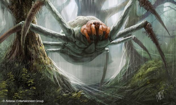 Truy tìm tông tích những quái nhện khổng lồ ăn thịt người thời cổ đại - Ảnh 8.