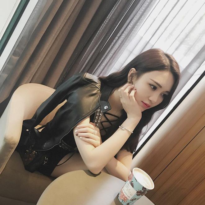 Cô bạn Trung Quốc mặt xinh, dáng đẹp, người gì đâu đáng yêu hết phần người khác - ảnh 8