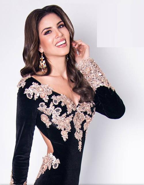 Maria Jose Lora - cái tên được nhắc đến nhiều nhất sau đêm chung kết Miss Grand International 2017 - Ảnh 9.