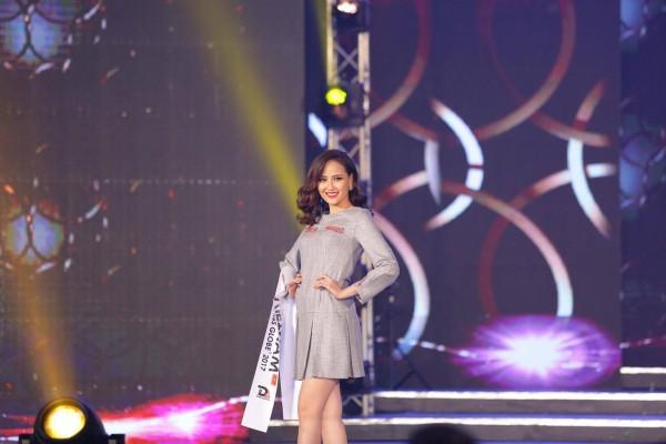 HOT: Khánh Ngân đăng quang Hoa hậu Hoàn cầu 2017 - Ảnh 8.