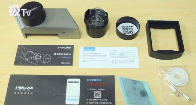 Xiaomi tham vọng biến mọi thứ trở nên thông minh, đến cả ổ khóa cũng có thể mở bằng điện thoại - Ảnh 8.