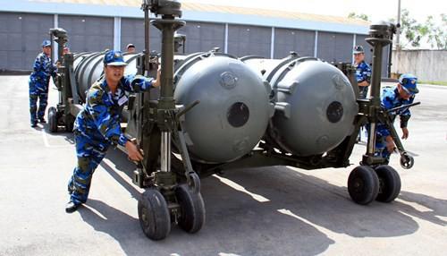 Diễn tập các đơn vị tên lửa S-300PMU1 - Ảnh 8.